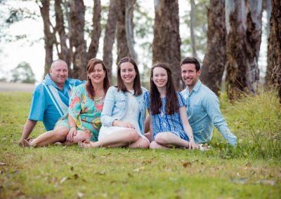 family portraits newcastle