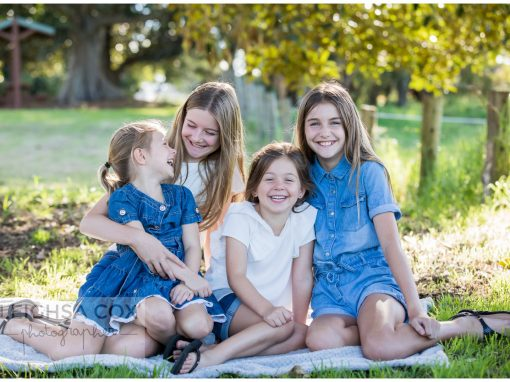 Hunter valley childrens portraits