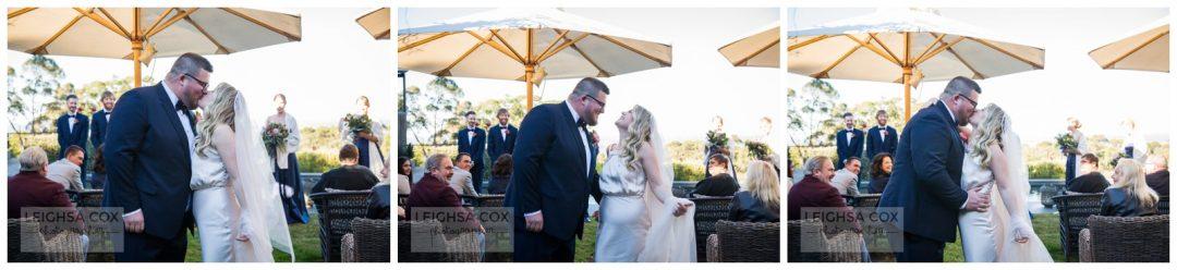 Beautiful Blue Mountains Wedding