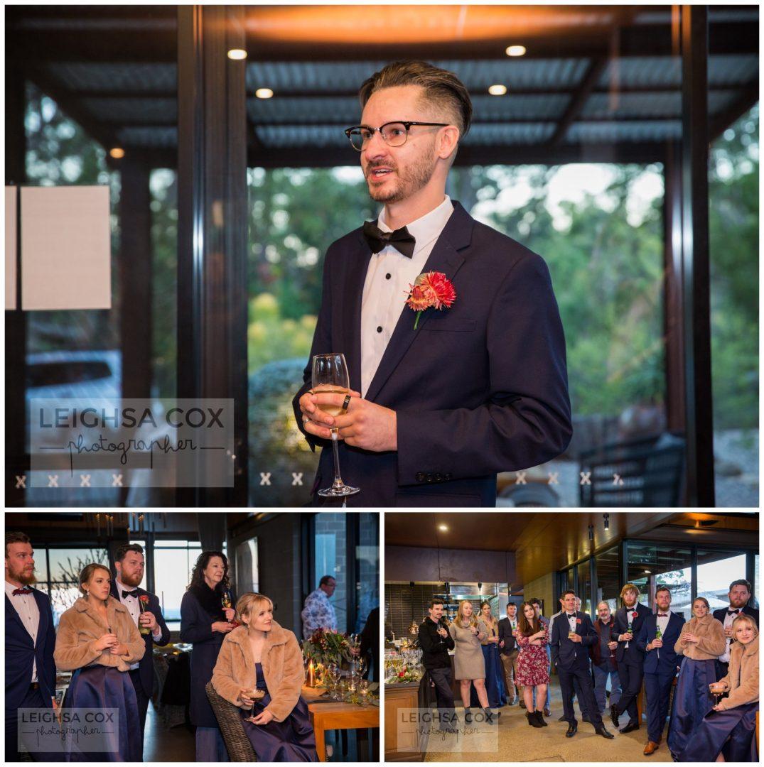 spicers wedding reception