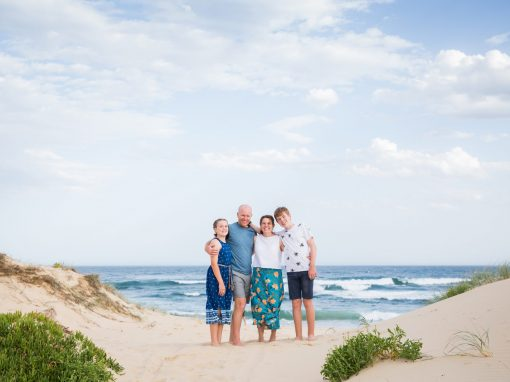 beach family Photography newcastle