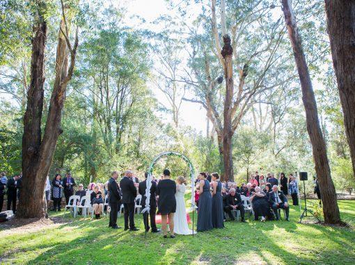 Wedding Photography Hunter Valley