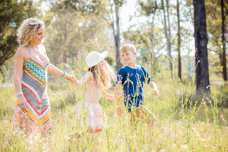 Hunter Valley Family Portraits