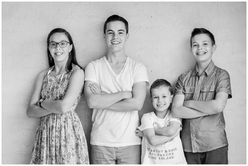 Maitland Sibling Portraits