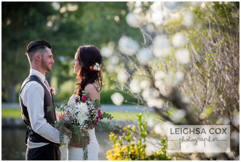 Beautiful Albion Farm Wedding