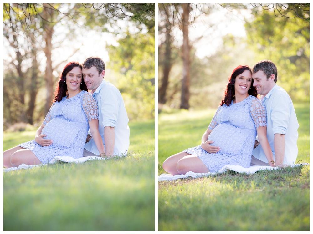Hunter Valley Maternity Portraits