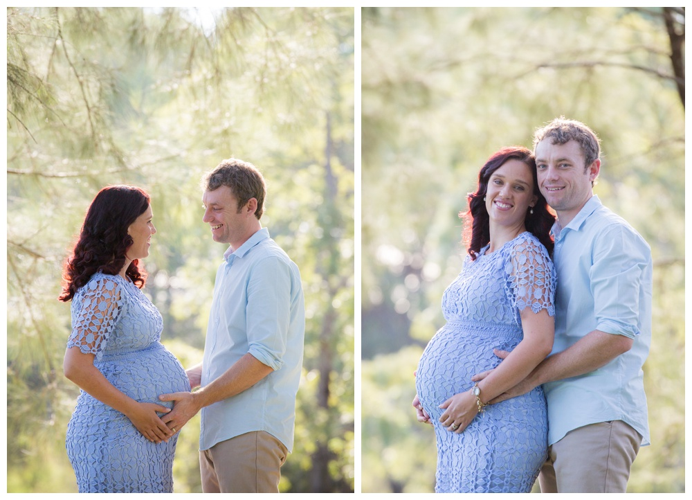 maitland maternity portraits