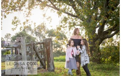 Beautiful Family Portraits Tocal Homestead