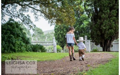 Tocal Homestead Cute Cousins
