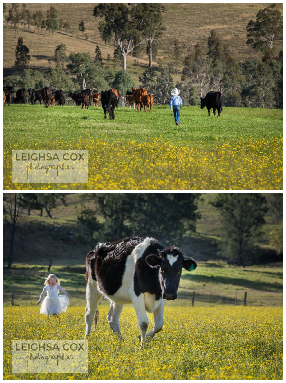 Farm Family Portraits Gresford