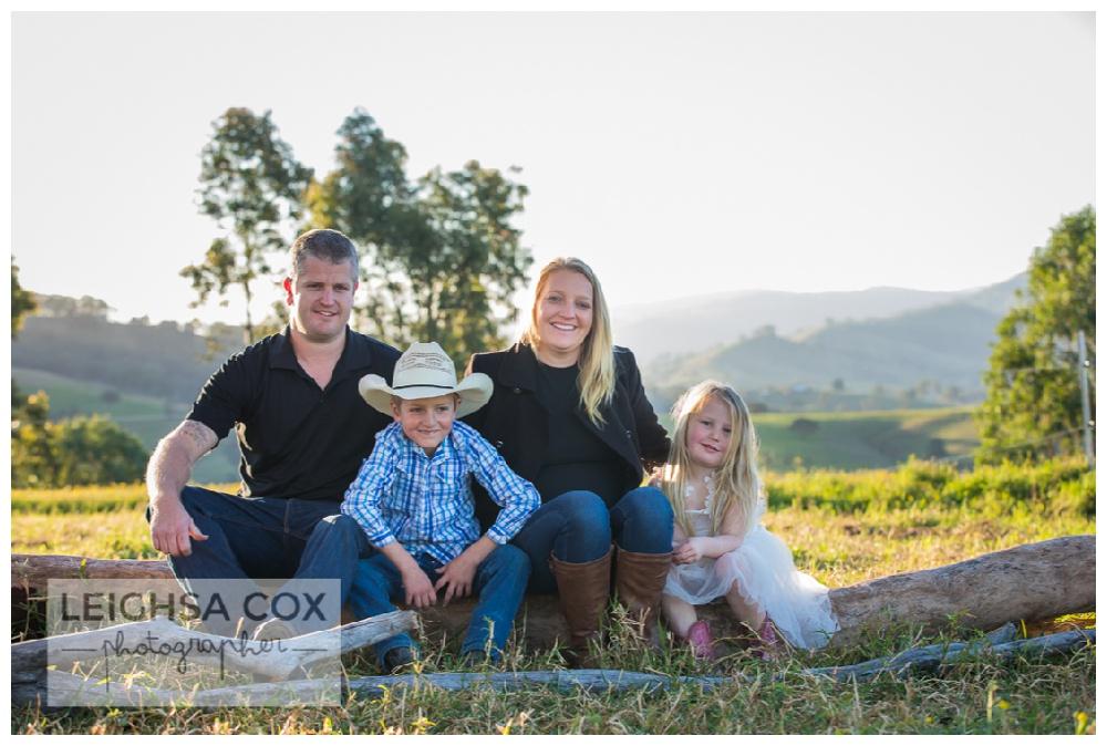 Farm Family Portraits