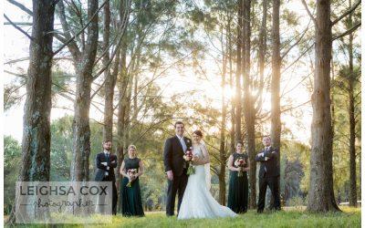 Beautiful Maitland Wedding