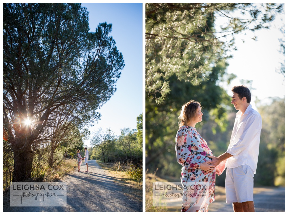 Maternity photos Hunter valley