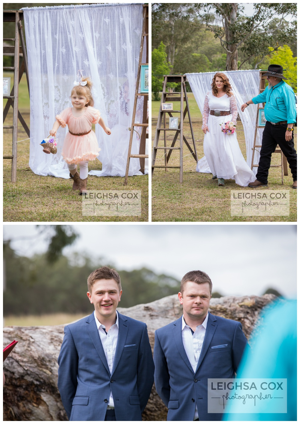 Riverwood Downs wedding