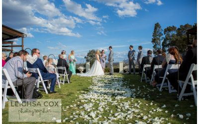 Estate Tuscany Wedding Hunter Valley