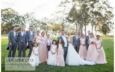 Elegant Hunter Valley Wedding