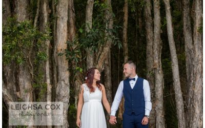 Horizons Port Stephens Wedding