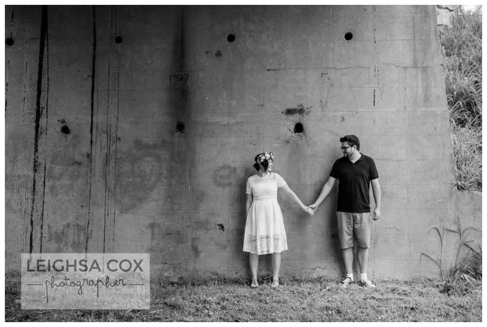 Morpeth Couple Portraits