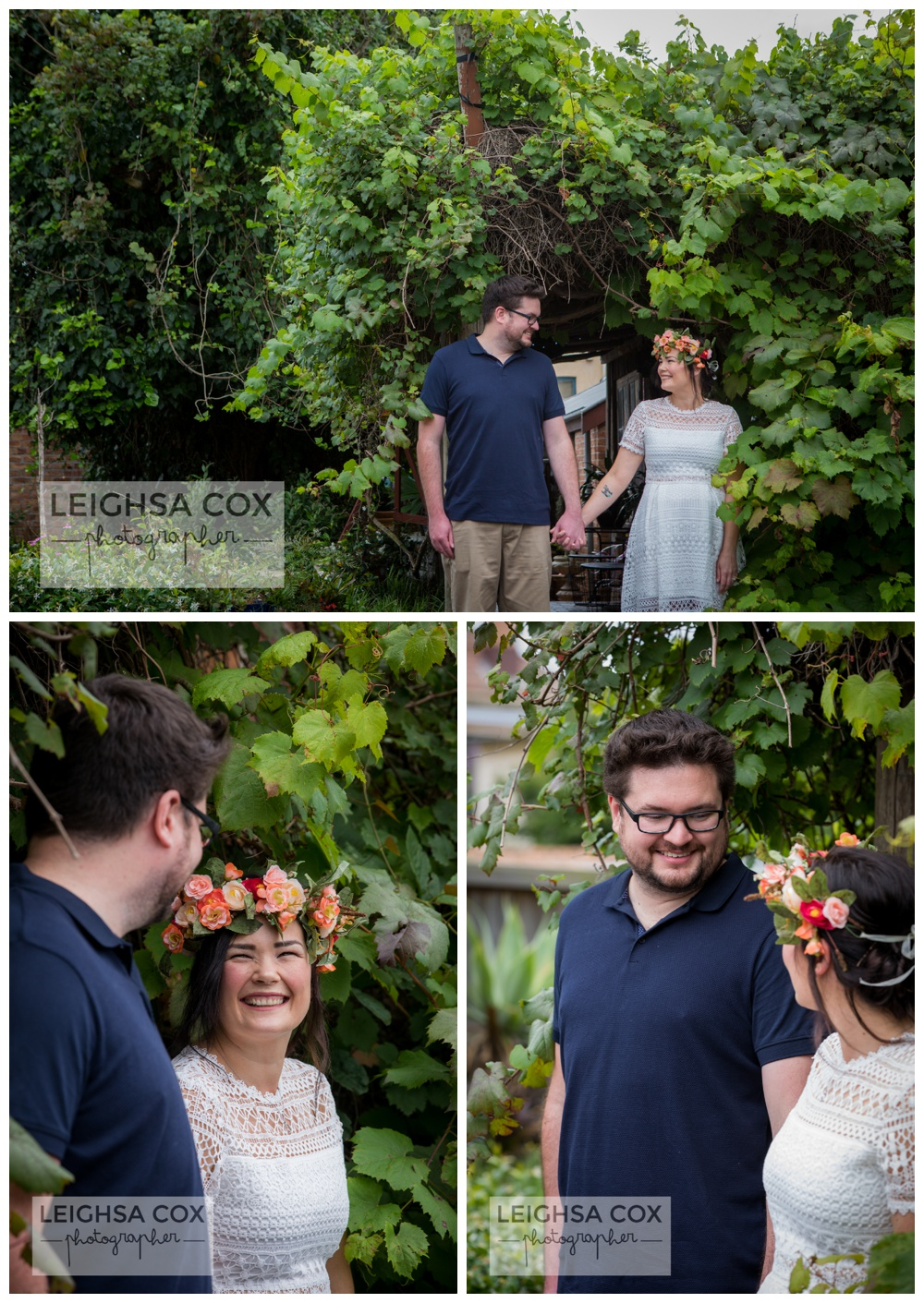 Morpeth Couple Portraits