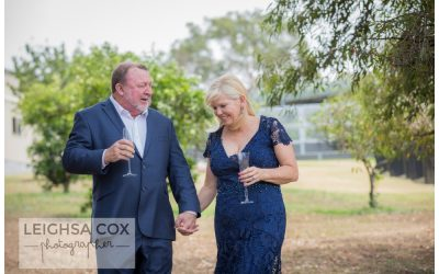 Hunter Valley Vow Renewal