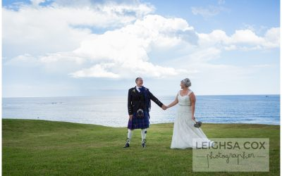 Fort Scratchley Wedding