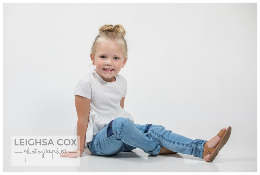 Child Model Portfolio Hunter Valley