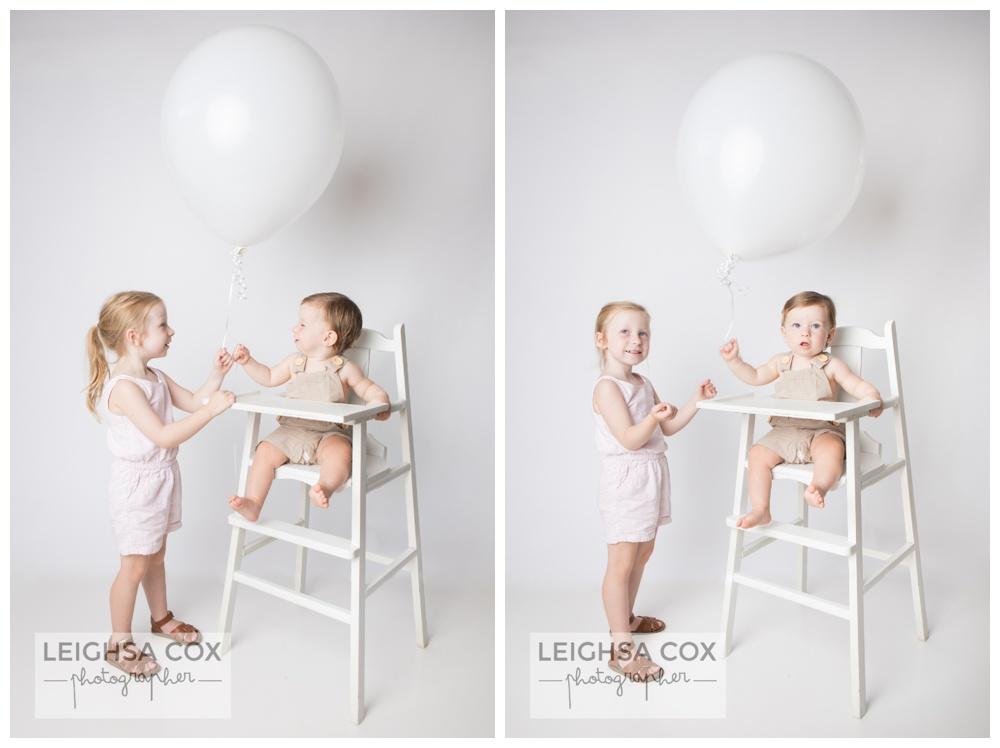 balloon and babies maitland