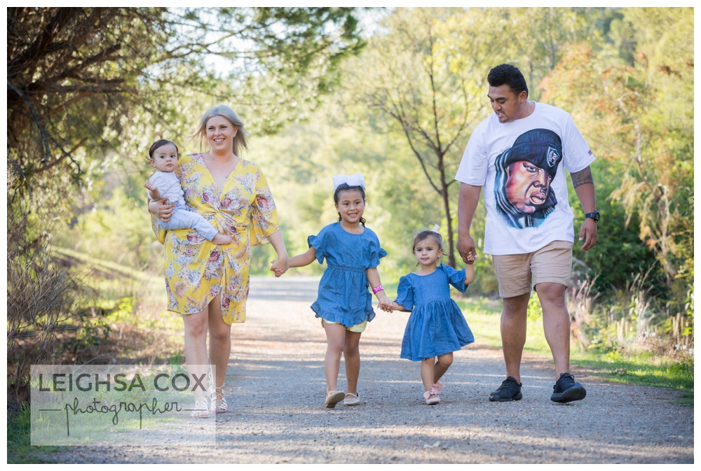 Family Portraits Hunter Valley