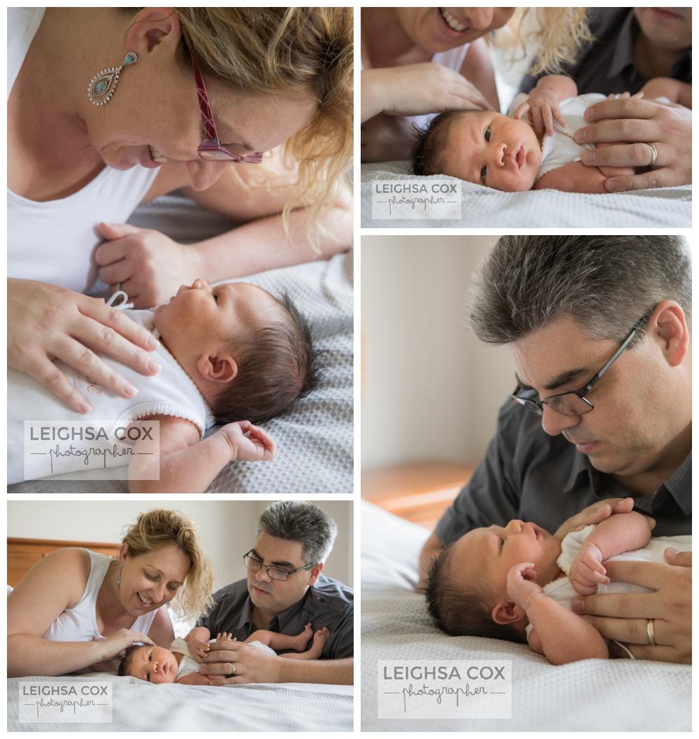 Maitland Family Newborn Session
