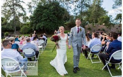 Maitland Wedding Walka Water Works