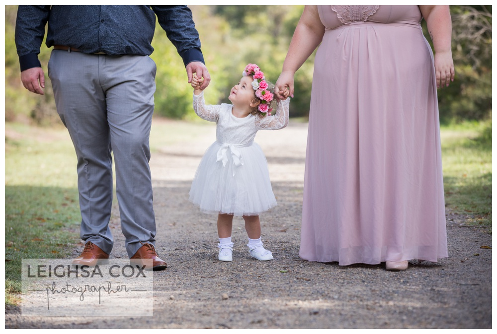 Maitland Wedding Naming Day