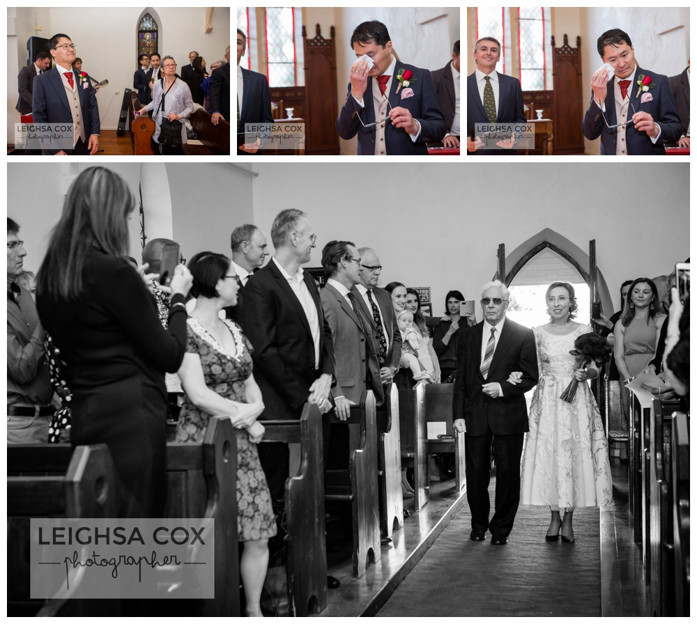 All Saints Woodville Wedding