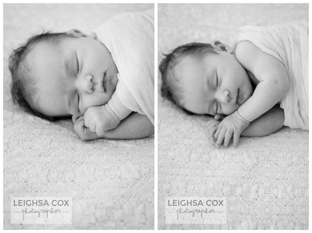 Hunter valley newborn