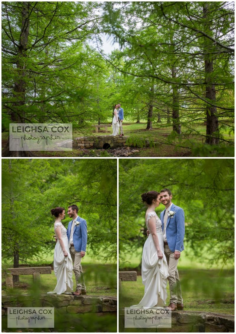 Wedding Albion Farm Gardens