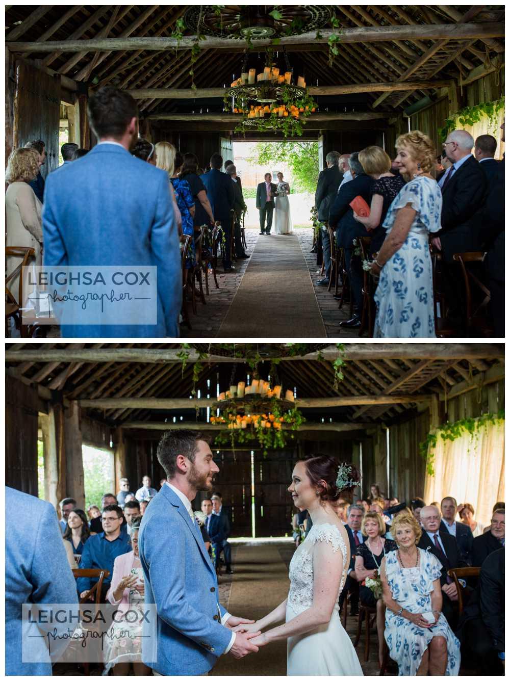 albion barn wedding