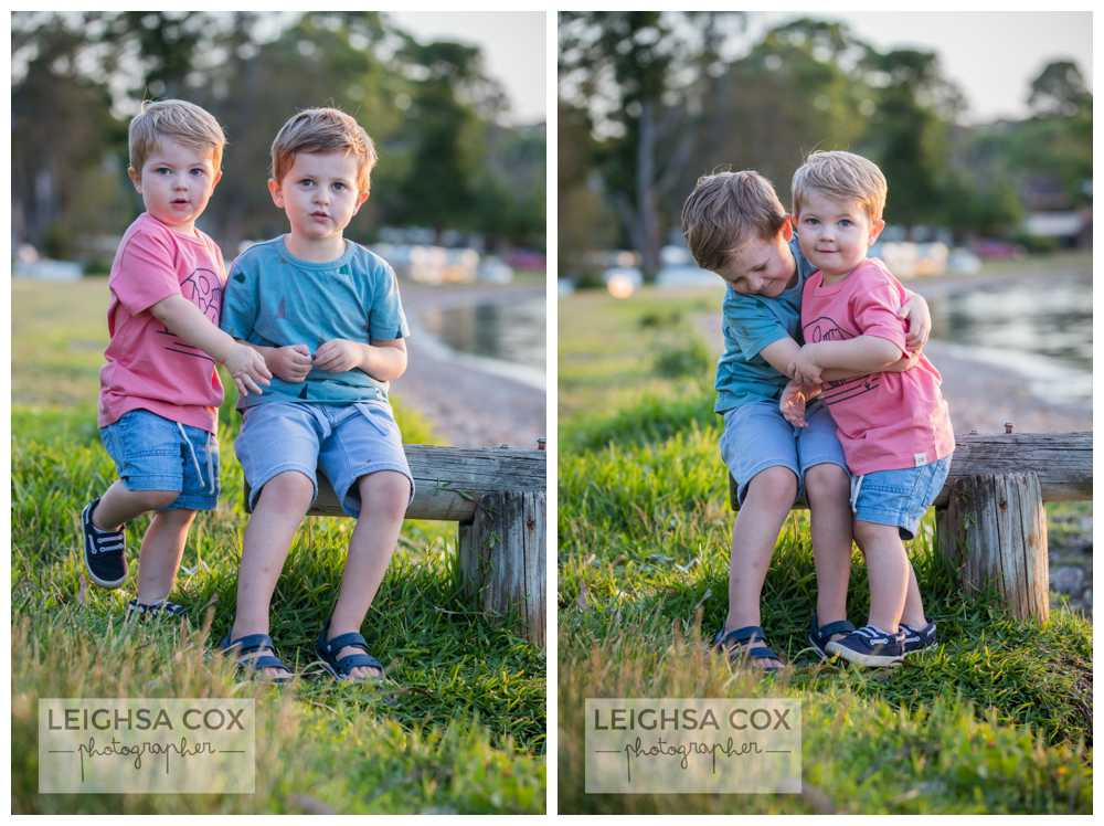 brothers hunter valley photographer