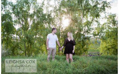 Maitland Engaged Couple