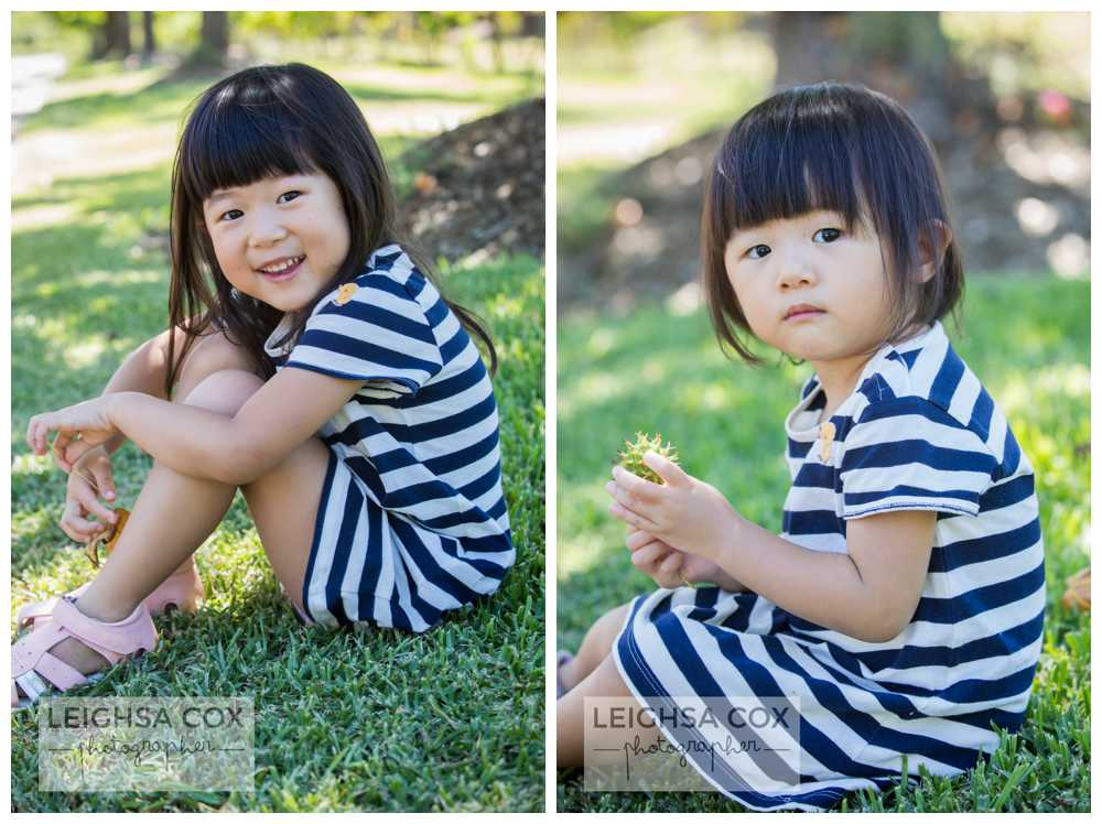 Kids portraits hunter valley