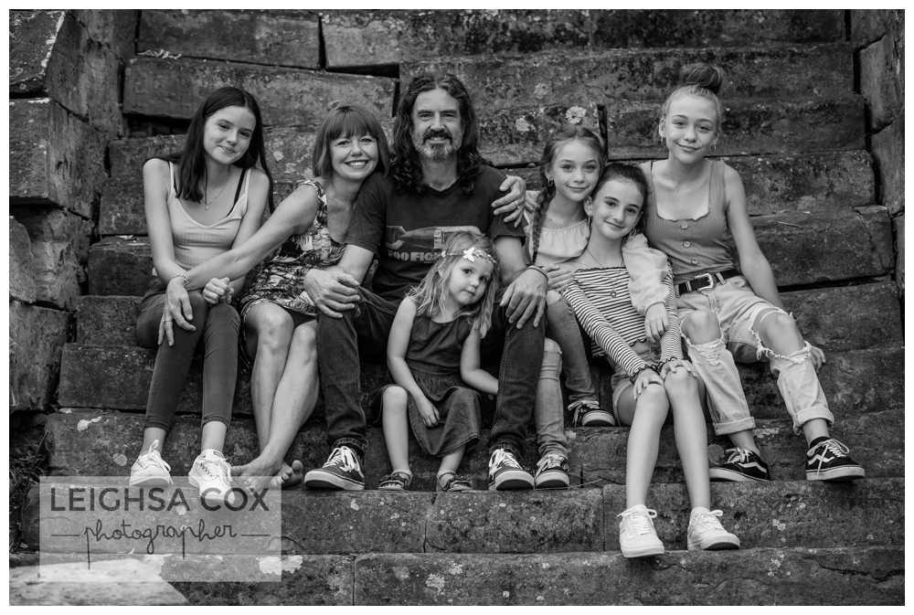 Morpeth Bridge Family Photos