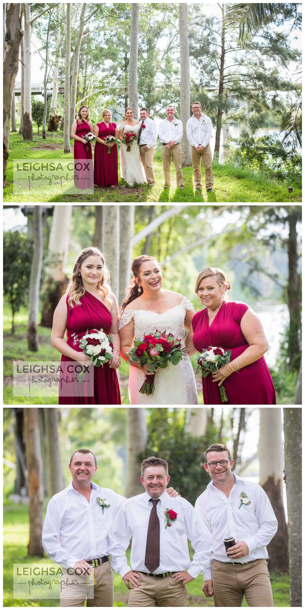 bridal party morpeth