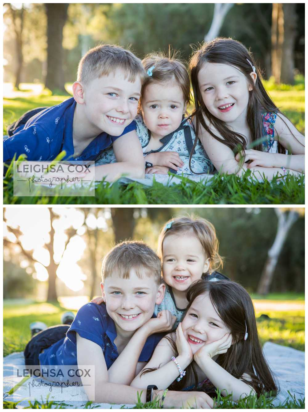 childrens portraits Maitland