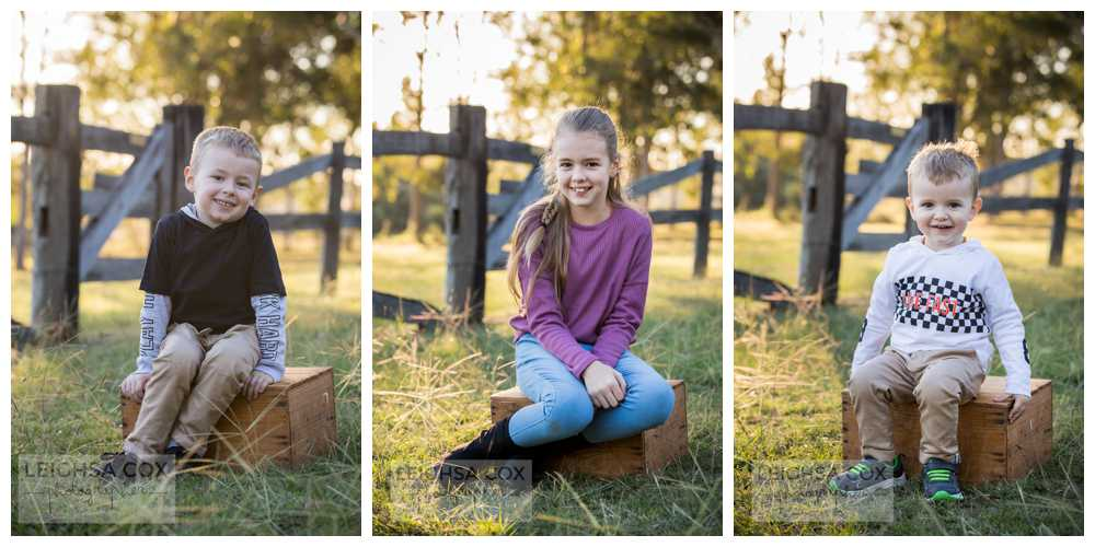 individual childrens portraits
