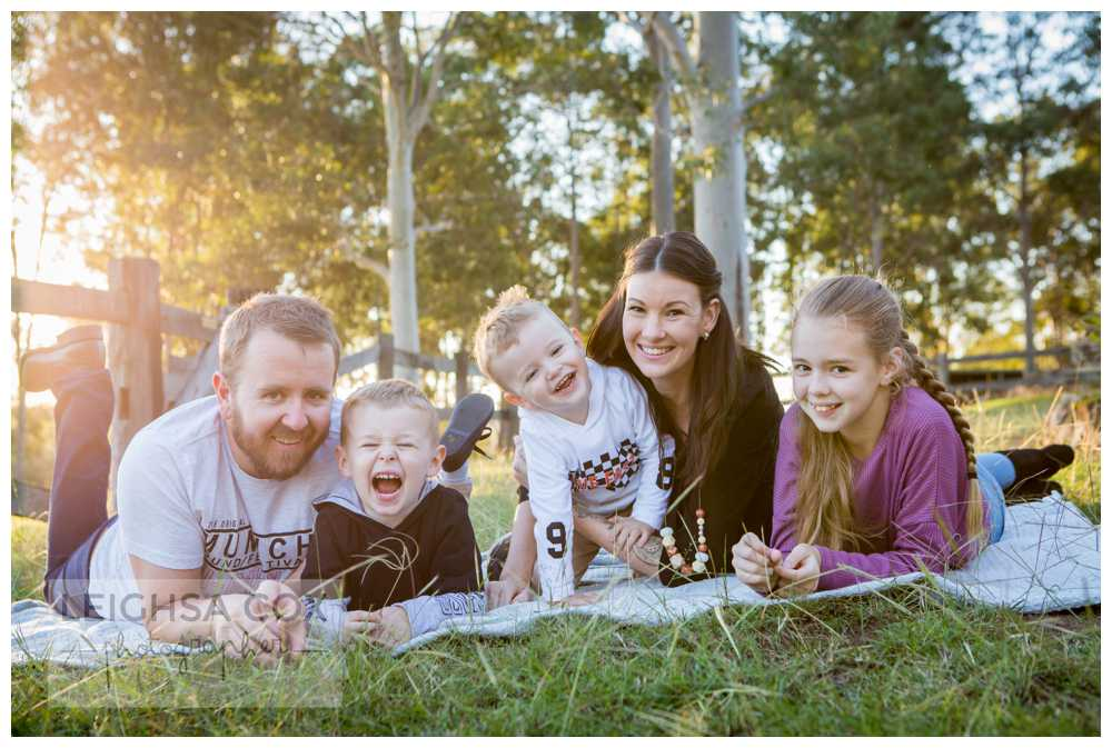 Hunter Valley Family Photographer