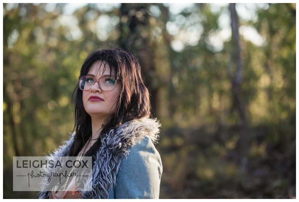 glasses styled Shoot Hunter Valley
