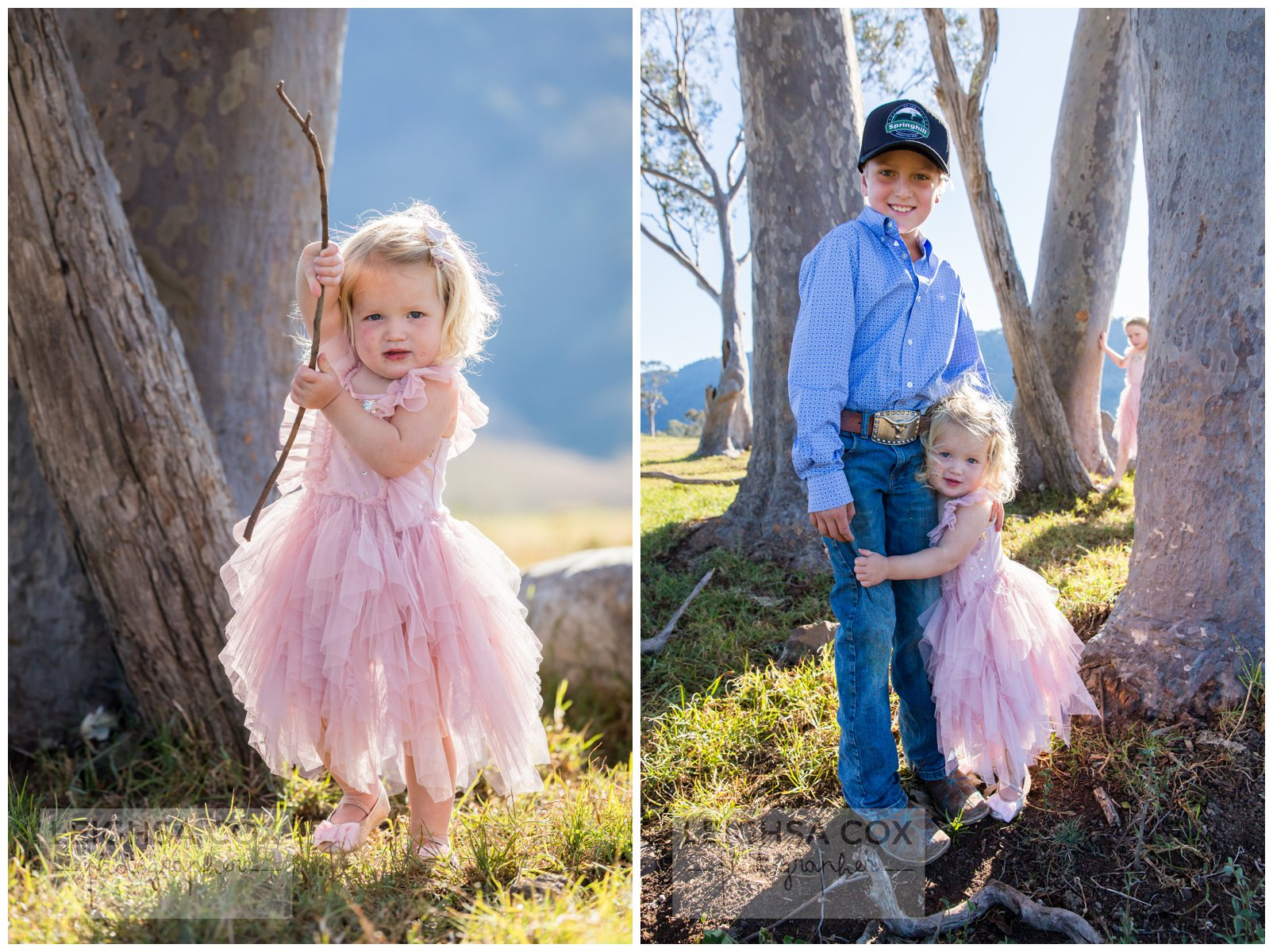 Farm Portraits