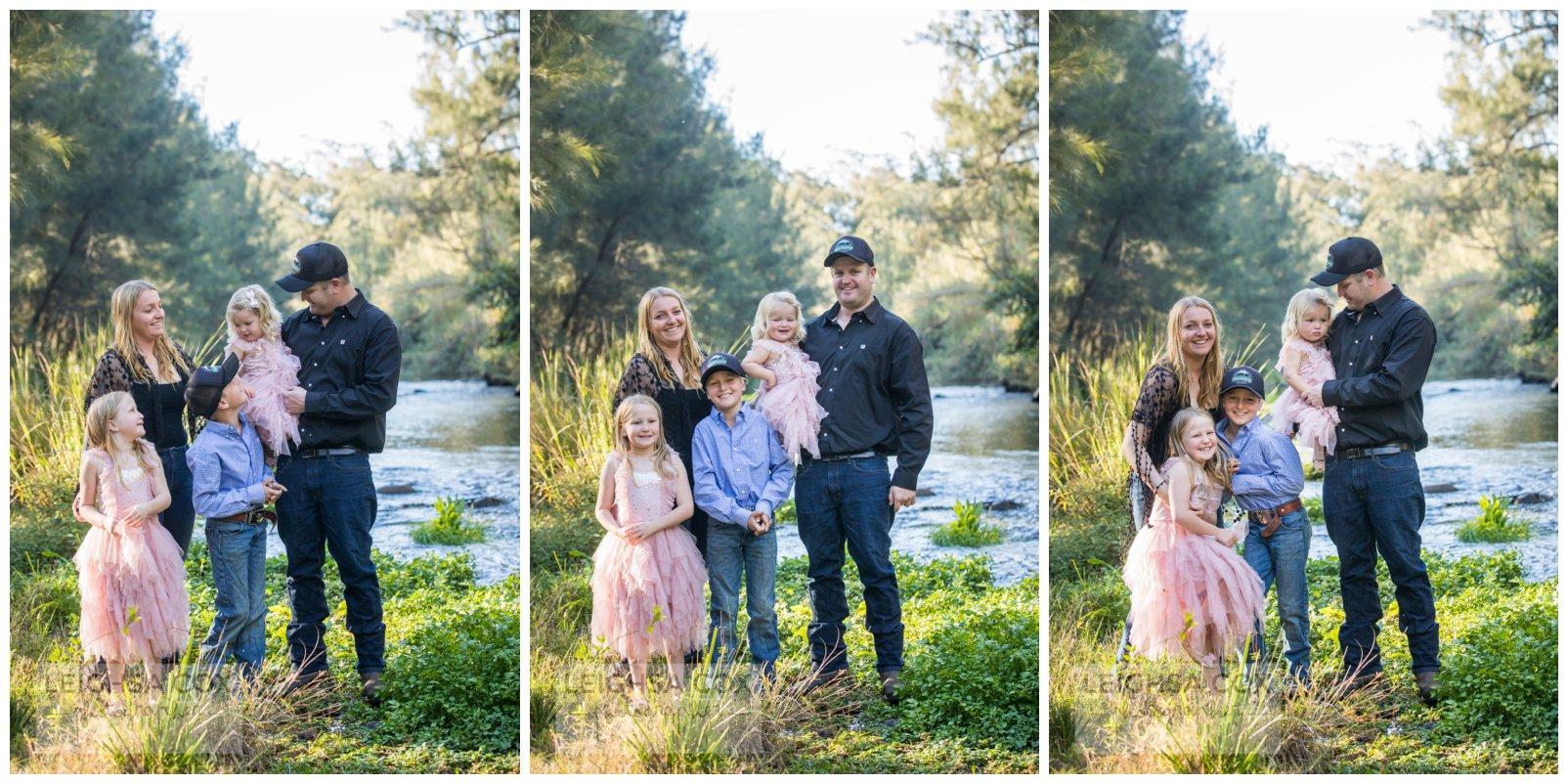 Gresford family Portraits