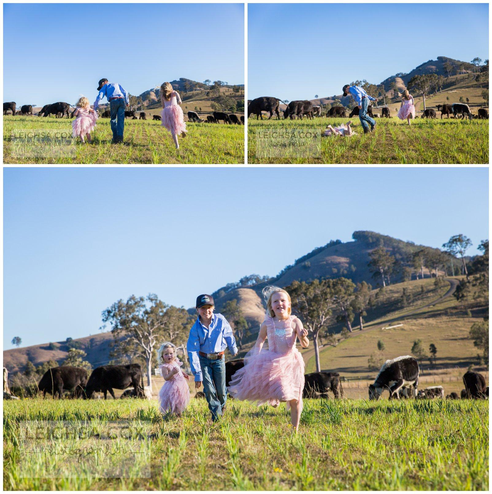 Gresford Farm Portraits