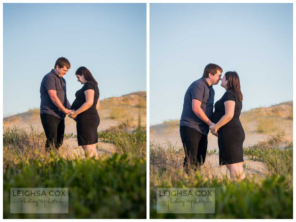 Newcastle Maternity Portraits