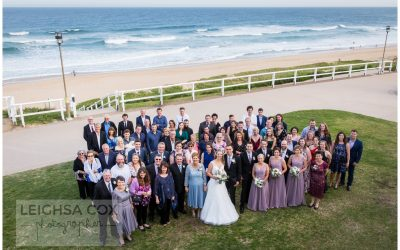 Dixon Park Surf Club Wedding
