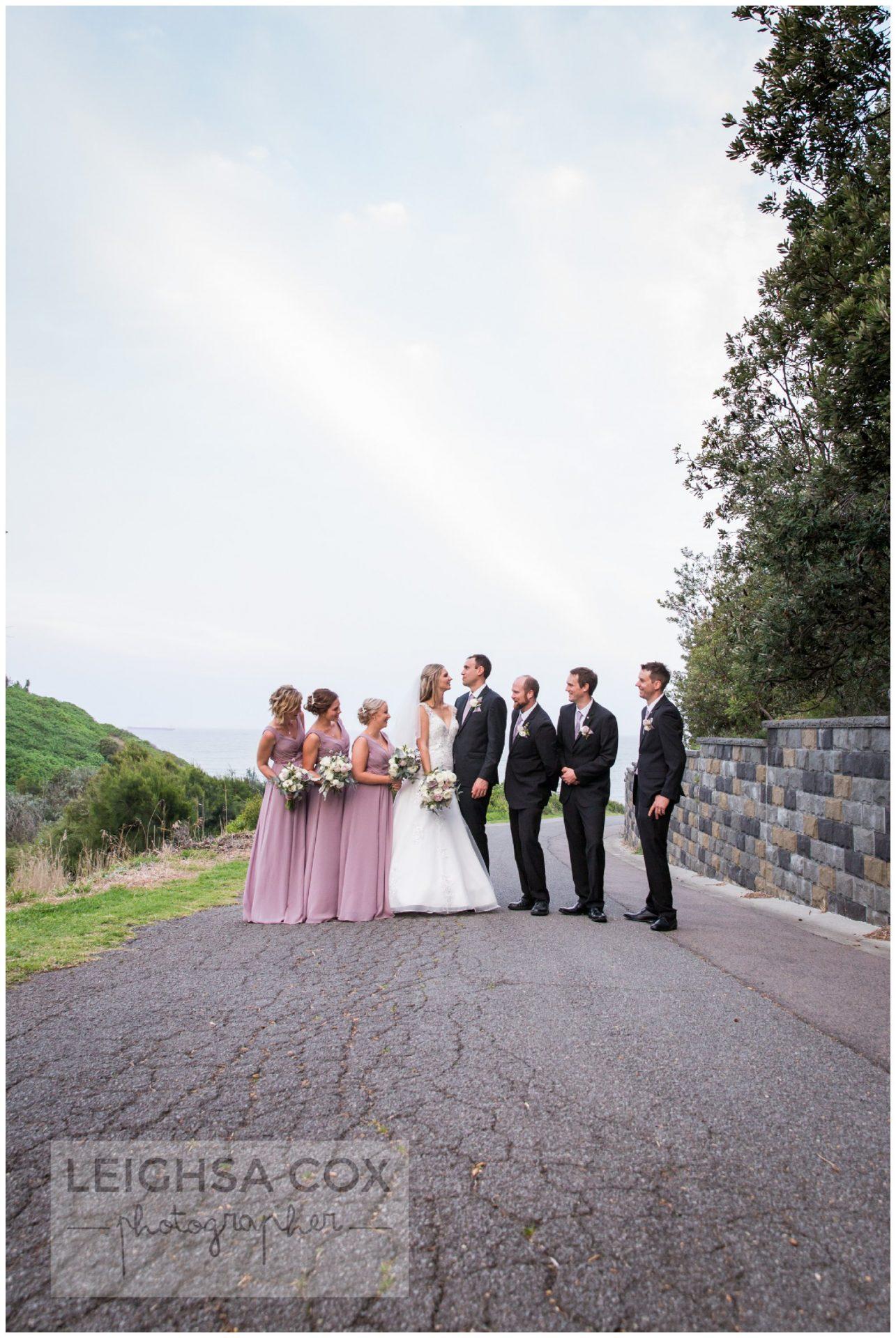 bridal party king edward park